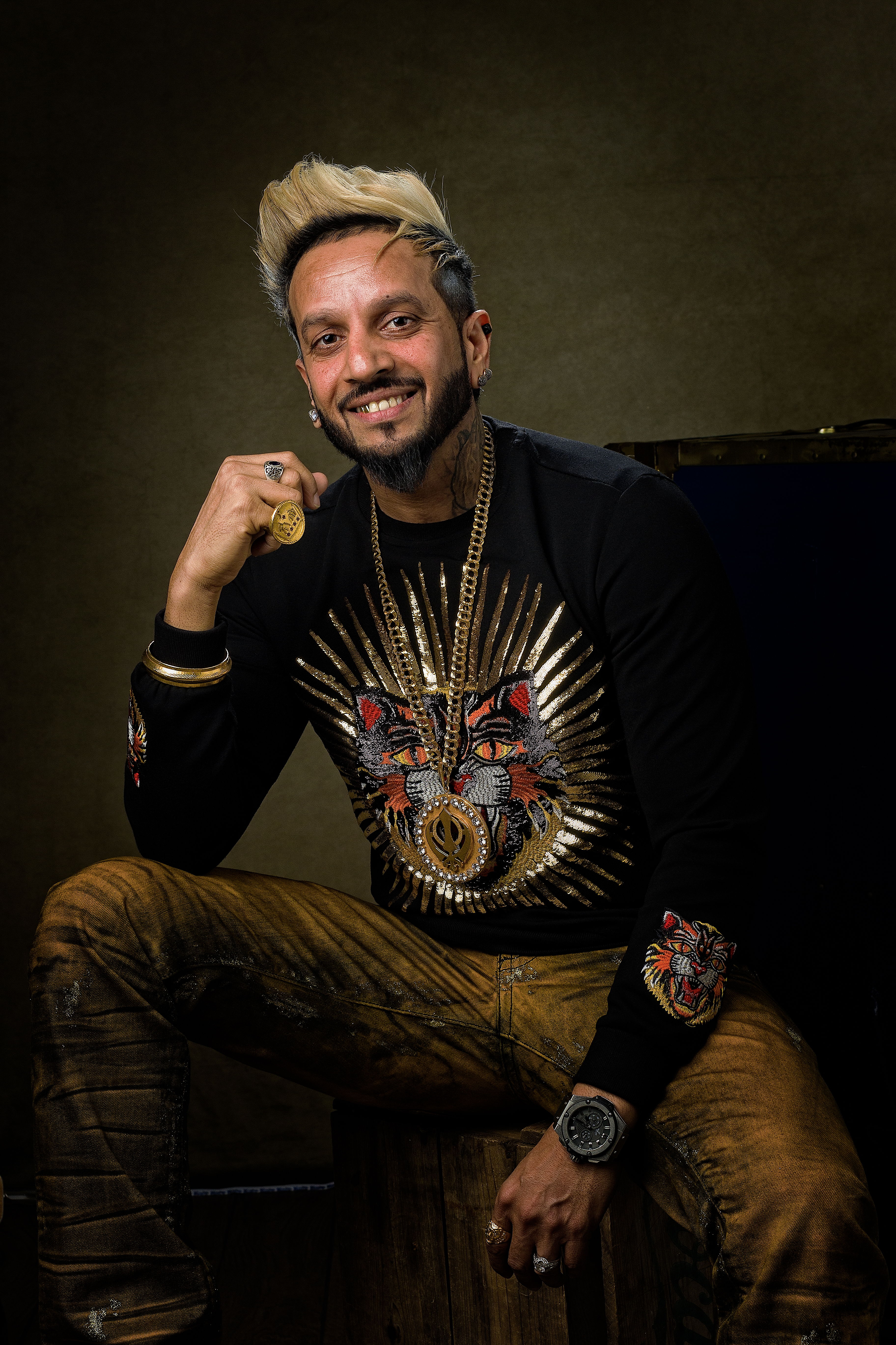 Jazzy B: Crown Prince of Bhangra opens up about family, fame
